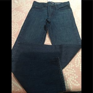 Girls size 8 slim jeans by childrens place